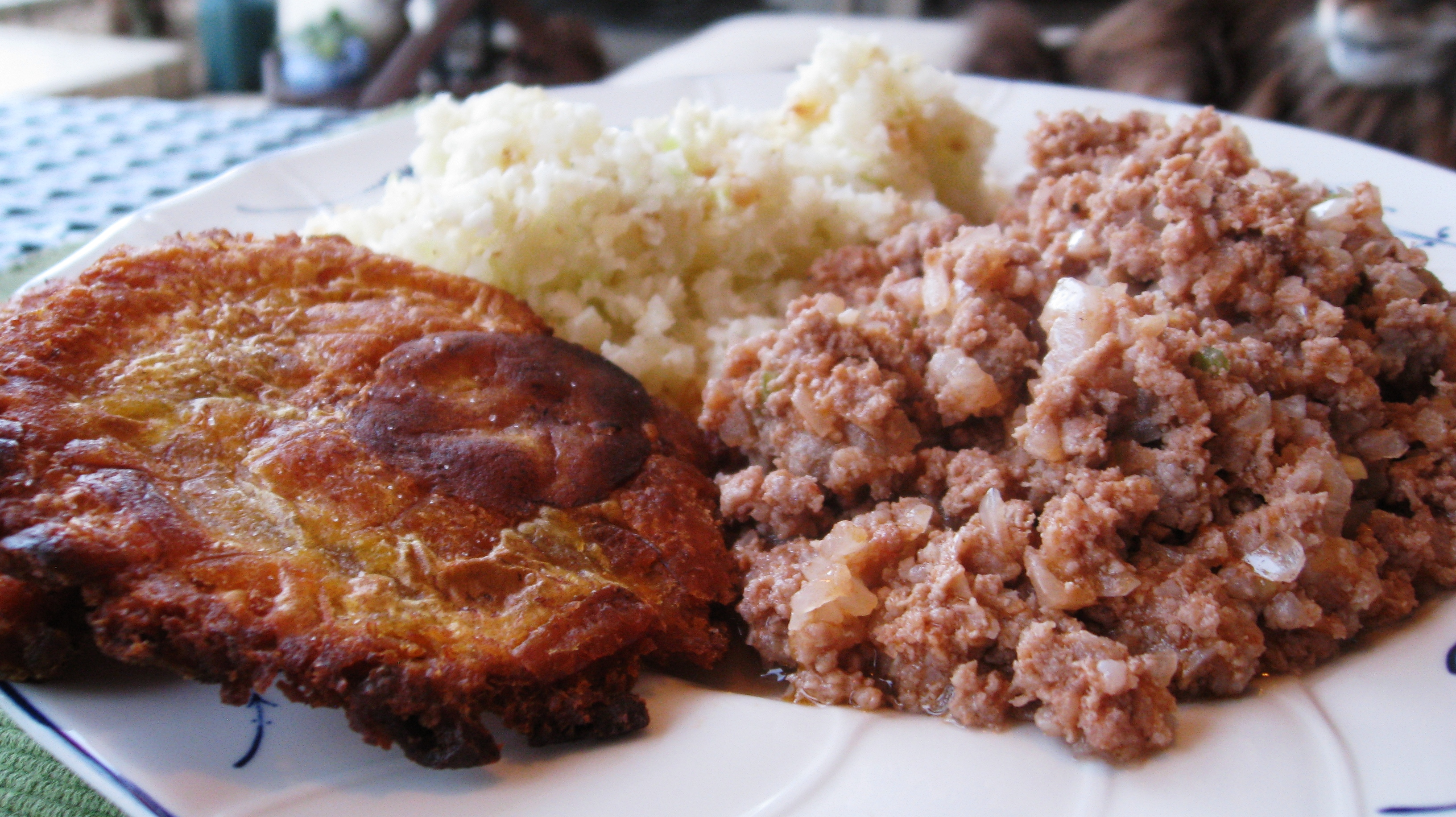 Cuban Ground Beef – Picadillo de carne | Nutty Kitchen