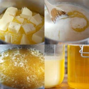 stages-of-ghee